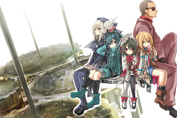 Captura de pantalla para Clockwork Planet - Anime #1