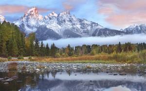 Значок для Grand Teton Range