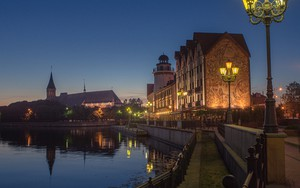 Icona per Kaliningrad, Russia