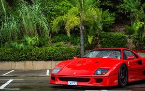 Icono de Ferrari F40