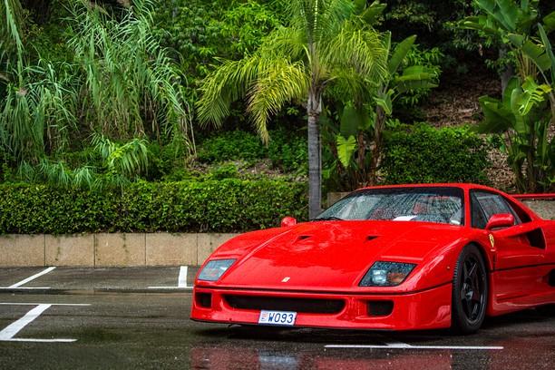 Captura de pantalla para Ferrari F40