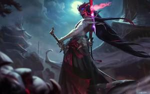 Значок для League of Legends - Yone, The Unforgotten