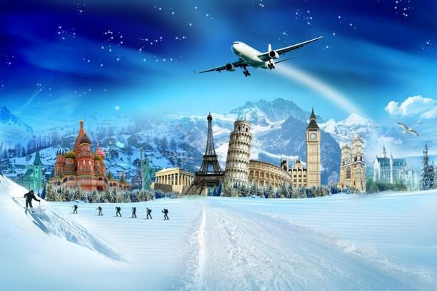 Travel around the World wallpaper - Opera add-ons