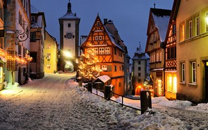 Значок для Beautiful Rothenburg