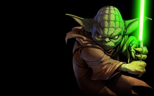 Icône pour Star Wars Yoda