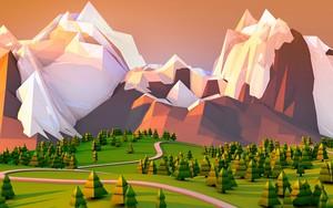 أيقونة Mt. Polygon