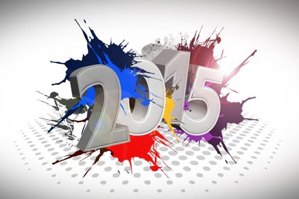 Zrzut ekranu pakietu New Year 2015