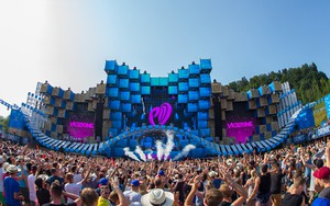 Electric Love Festival 2015 - Mainstage ikonja