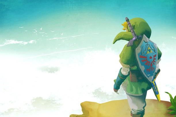 Screenshot for The Legend of Zelda
