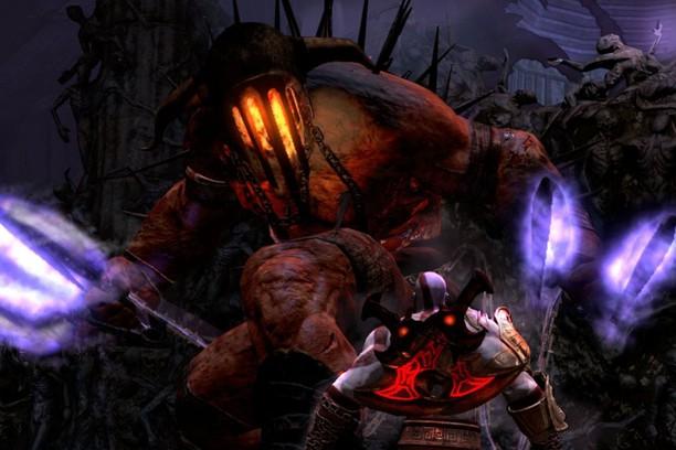 Imagen De Fondo God Of War Theme Kratos Vs Hades