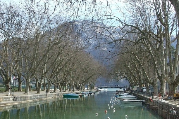 Annecy in France 的螢幕截圖