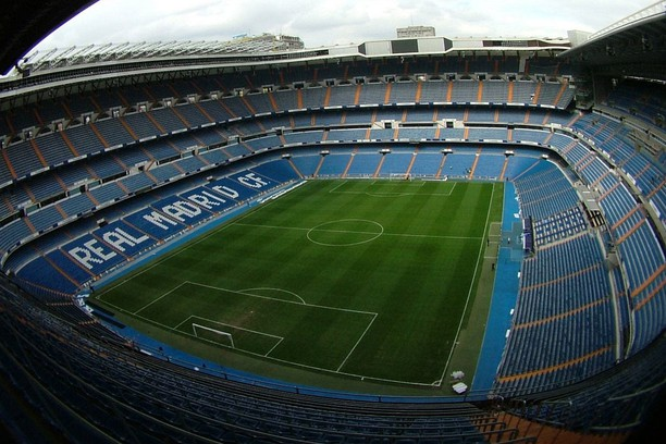 Screenshot for Santiago Bernabeu