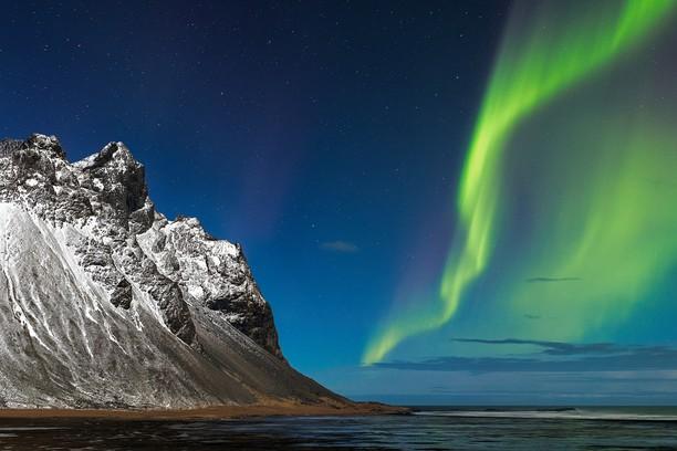 Snímek obrazovky pro Vestrahorn Under The Lights