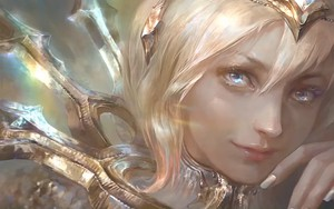 Elementalist Lux - League of Legends (lol) 아이콘