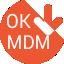 Значок для ОКМДМ