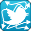 Значок для Twitter Redirect Fixer