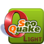 أيقونة SeoQuake Lite extension