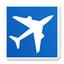 Symbol für Аэропорты мира ✈