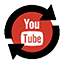 Pictogram voor YouTube Repeater