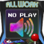 All Work No Play Soundbites paketi için simge