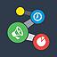 Ikona pro Zoho SocialShare