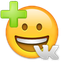 Icono de VK Add Emoji smileys