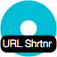 URLE.(me) Shrnkr (Long URL Shortener) के लिए आइकन
