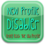 Icono para New Profile Disabler