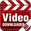 Free Search & Youtube HD Video Downloader 用のアイコン