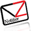 أيقونة Zimbra Mail Notifier