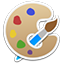 Icon for Web Paint