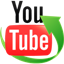 Pictogram voor YouTube 'recommended' ads remover