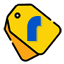 Ícone para Rabatly.pl | kupony i kody rabatowe