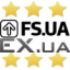 Значок для Ratings for FS.TO (ex FS.UA) and EX.UA