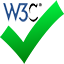 Icon para sa W3C Markup Validation Service