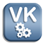Kohteen Additional settings VK.com kuvake