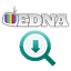 Pictogram voor Edna.cz | Torrent search icon