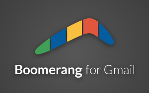 Boomerang for Gmail™