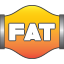 أيقونة Fat Pipe Downloader for Mac