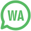 Icona per Desktop messenger for WhatsApp™