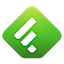 Icono de Feedly Notifier Plus