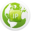 Icon para sa GeoData for IP