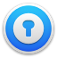 Ikoan foar Enpass Password Manager extension for Opera