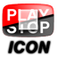 Pictogram voor YouTube Play Icon