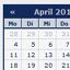 Calendar 的圖示