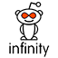 Ikon for RedditInfinity