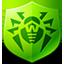 Dr.Web Anti-Virus Link Checker 用のアイコン