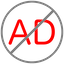 Icon para sa YouTube™ Player AdBlocker