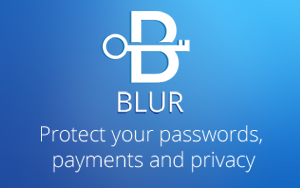 Blur: Protect your passwords, payments & privacy