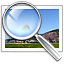 Pictogram voor Capture, Reverse Image Search